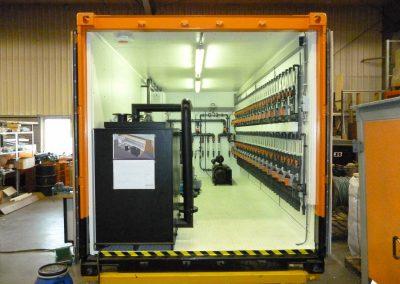 Containerbouwprojecten Oosterhout
